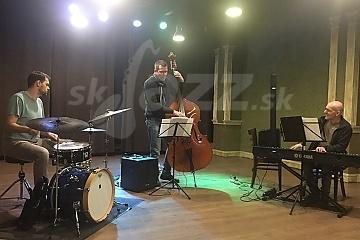 Gabo Jonáš Trio © Patrick Španko