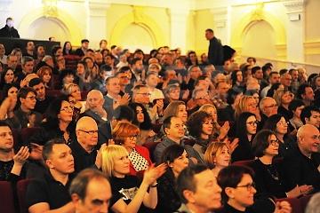 Vďačné publikum © Patrick Španko