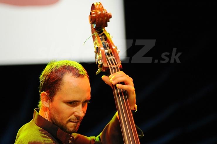 Robert Jukic, HG Trio, Festival Doda Šošoku 2010  © Patrick Španko