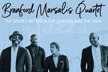 CD Branford Marsalis Quartet