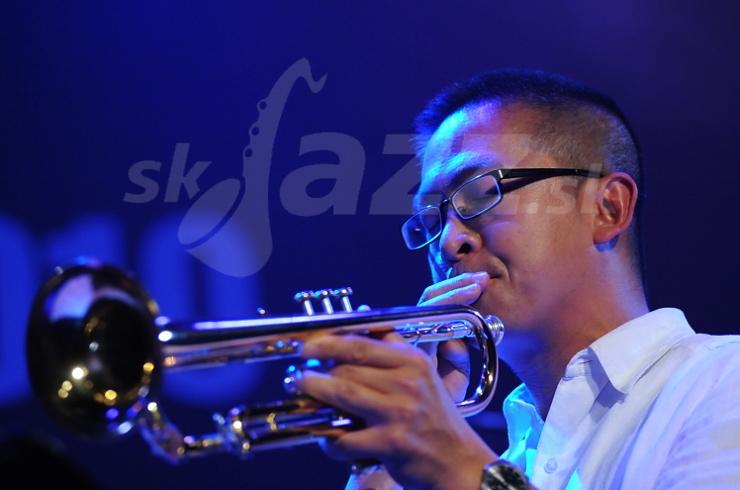 ng Vu, Myra Melford Sextet, Saalfelden Jazz Festival 2010 © Patrick Španko