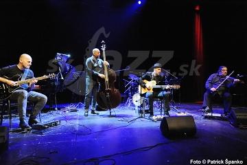 Gypsy Jazz SK © Patrick Španko