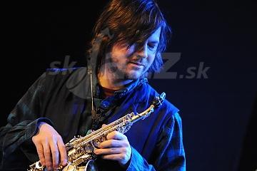 Zhenya Strigalev © Patrick Španko