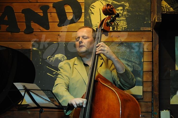 nes Strasser, Benny Golson Quartet, Jazzland club Vienna 2010 © Patrick Španko