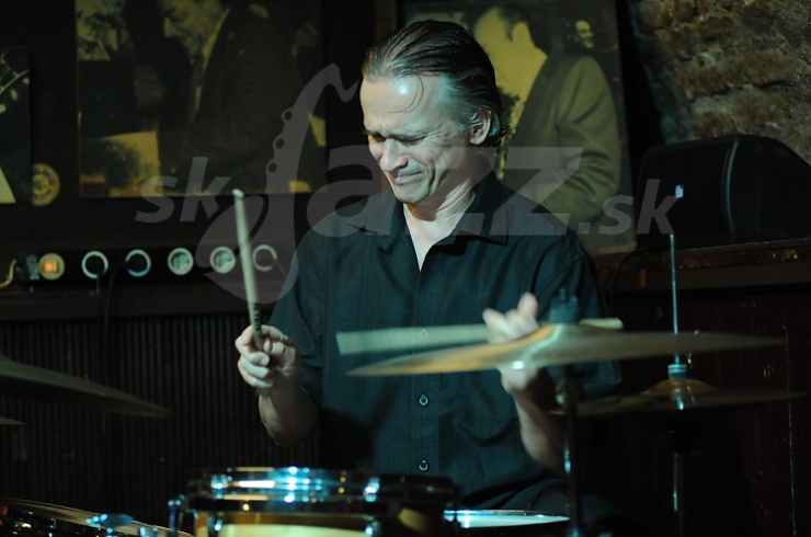 is Dudli, Benny Golson Quartet, Jazzland club Vienna 2010 © Patrick Španko