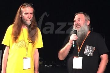 Petr Slabý a Ján Hocek © Patrick Španko