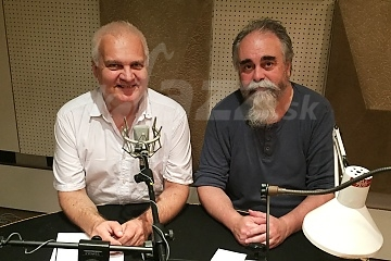 Pavol Bodnár a Patrick Španko © Patrick Španko