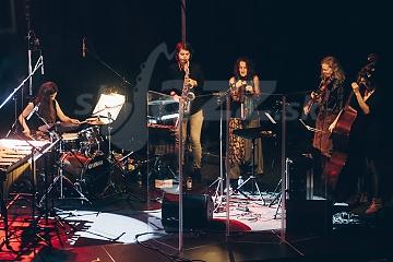 The Shape of Jazz to Come © Lukáš Veselý