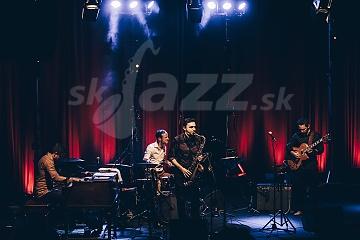 Ondřej Pivec Organic Quartet © Lukáš Veselý