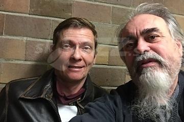 Juraj Kalász a Patrick Španko © Patrick Španko
