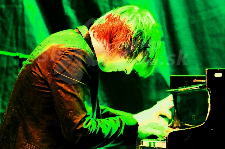 Michael Wollny, Trio [em], Open Jazz Fest 2011 © Patrick Španko