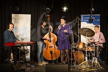 Lenka Gálisová Quartet © Peter Konečný