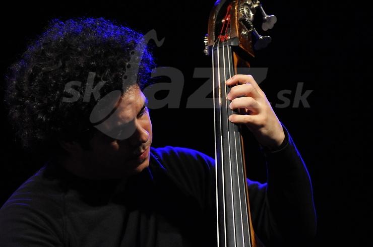 ando Gola, Eldar Trio, Jazz Fest Wien 2009 © Patrick Španko