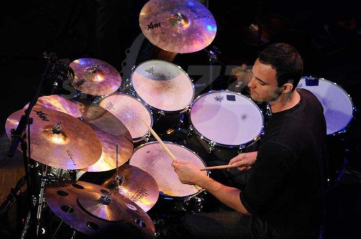 wig Afonso, Eldar Trio, Jazz Fest Wien 2009 © Patrick Španko