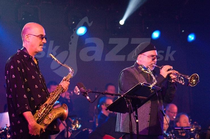 cker Bros, Leverkusener Jazztage 2003 © Patrick Španko