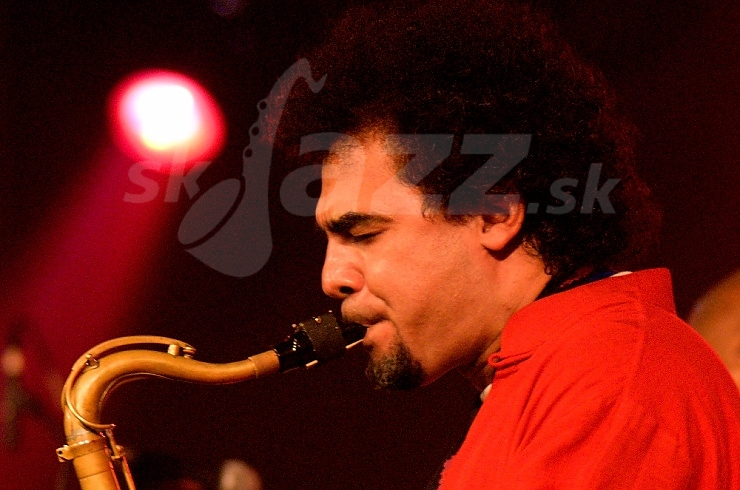 ques Schwarzbart, RH Factor, Leverkusener Jazztage 2003 © Patrick Španko