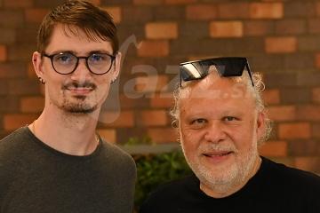 Peter a Tony © Patrick Španko
