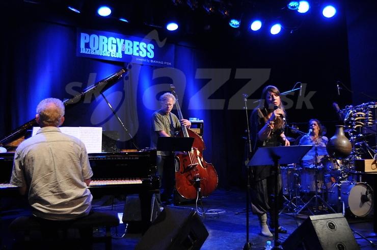Marilyn Mazur Quartet, Jazz Fest Wien 2011 © Patrick Španko