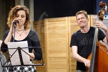 Simona Borsodiová a Juraj © Andrej Mann