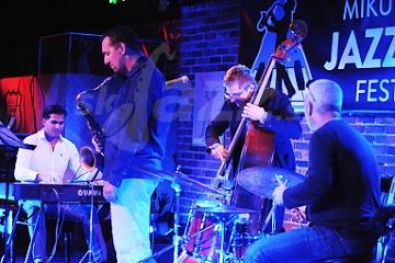 Robert Ragan Jr. Trio a Štveráček © Patrick Španko
