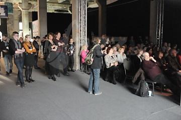 Spokojné publikum v Punane Maja © Patrick Španko