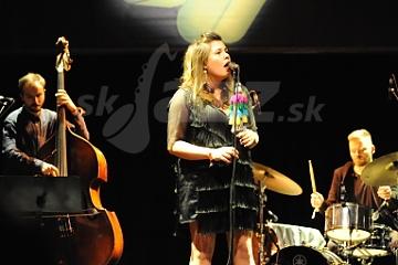 Monika Borzym Quintet © Patrick Španko