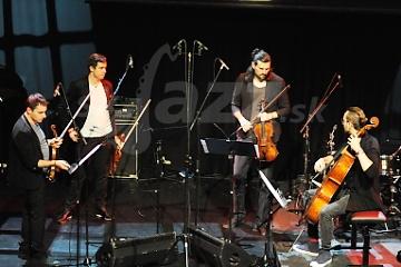 Atom String Quartet © Patrick Španko