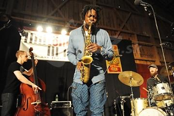 Soweto Kinch Trio © Patrick Španko