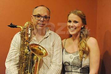 Erik Rothenstein a Ester Wiesnerová © Patrick Španko