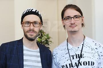 David a Peter @ Patrick Španko