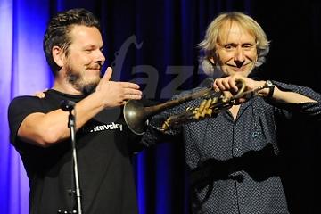 David Kollar a Erik Truffaz © Patrick Španko