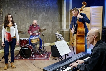 Mirka Kolštromová a Trio © Andrej Mann