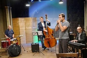 Juraj Schweigert a Trio © Andrej Mann