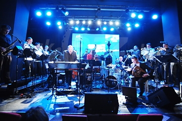 Jazz Big Band Graz © Patrick Španko