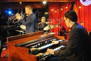 Jukka Eskola Soul Trio © Patrick Španko