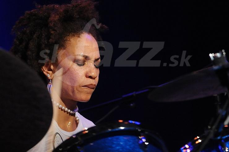 dy Blackaman Santana, klub Porgy & Bess 2011 © Patrick Španko
