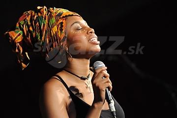 Jazzmeia Horn © Patrick Španko