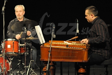 Peter Solárik a Marcel Comendant © Patrick Španko
