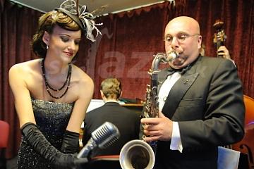 Jana Dekánková a Pavol Hoďa © Patrick Španko