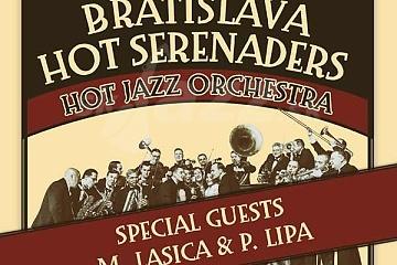 BA – Bratislava Hot Serenaders a hostia !!!