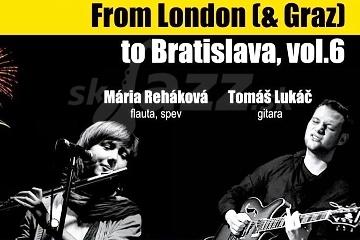 BA - From London to Bratislava !!!