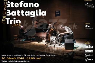 BA - Stefano Battaglia Trio !!!