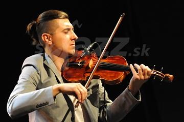 Viedeň – Adam Baldych & Helge Lien Trio !!!