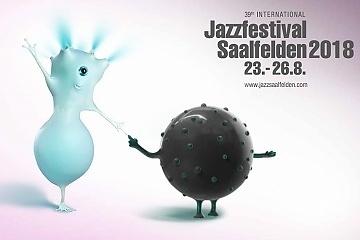 39. Jazzfestival Saalfelden 2018 !!!