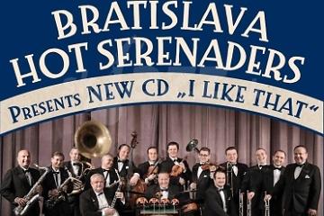BA: Bratislava Hot Serenaders – koncert & krst !!!