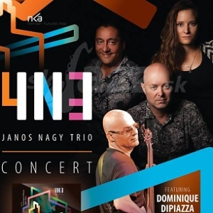 Šahy – János Nagy Trio feat Dominique Di Piazza !!!