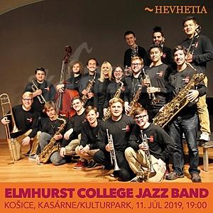 Svetovo uznávaný Elmhurst College Jazz Band vystúpi v Košiciach !!!