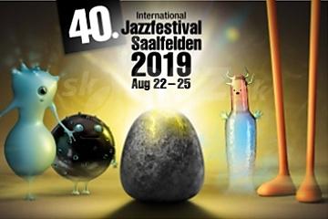 Jubilejný Jazfestival Saalfelden 2019 !!!