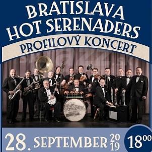Banská Bystrica – Bratislava Hot Serenaders !!!
