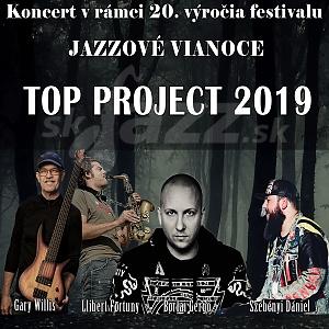Jazzové Vianoce 2019 v Leviciach !!!